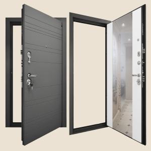 Дверь Гранит С9 Зеркало - Официальный сайт