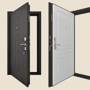 Дверь Гранит Т3 Люкс - Официальный сайт